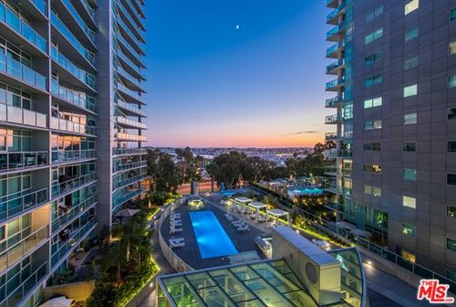 Photo of 13600 MARINA POINTE Drive #701, Marina del Rey, CA 90292 (MLS # 19533306)