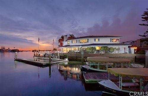 Photo of 1 Collins Island, Newport Beach, CA 92662 (MLS # LG20041306)