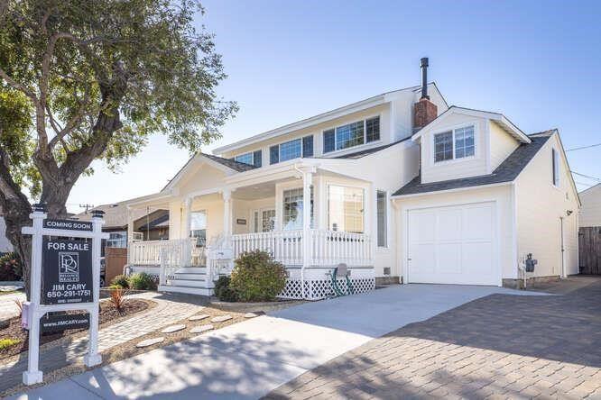 941 Angus Avenue, San Bruno, CA 94066 - MLS#: ML81865306