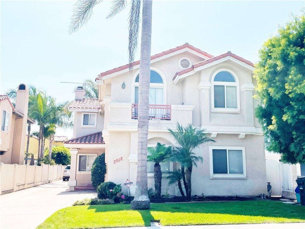 2018 Ernest Avenue #A, Redondo Beach, CA 90278 - MLS#: SB21213306