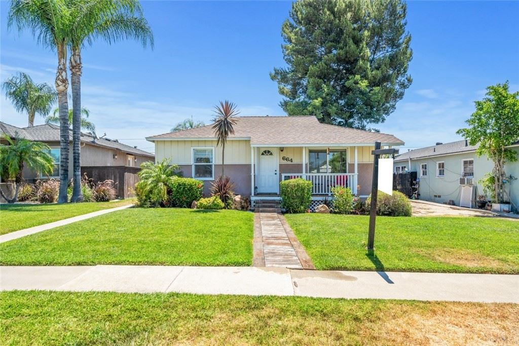 664 N 8th Avenue, Upland, CA 91786 - MLS#: IV21135307