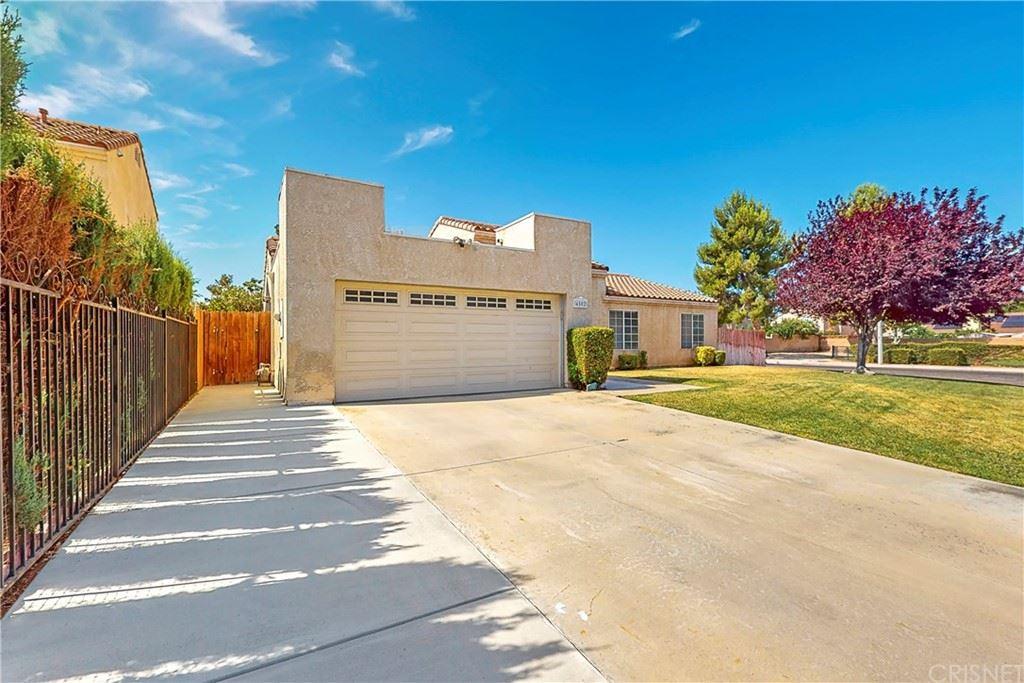 4502 Boise Court, Palmdale, CA 93552 - MLS#: SR21166307