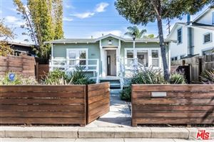 Photo of 850 SUPERBA Avenue, Venice, CA 90291 (MLS # 19482308)