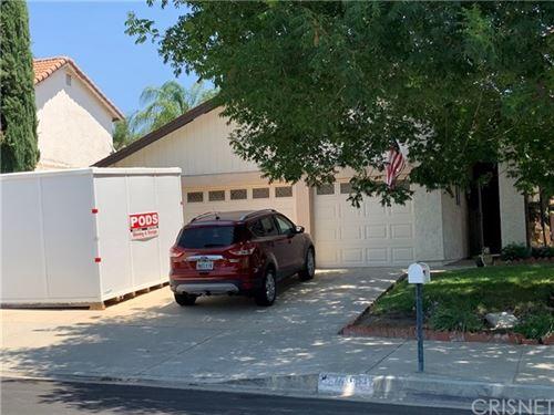 Photo of 24636 Jena Drive, Newhall, CA 91321 (MLS # SR20156308)