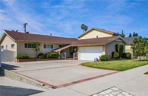 Photo of 17234 Flanders Street, Granada Hills, CA 91344 (MLS # SR21126309)