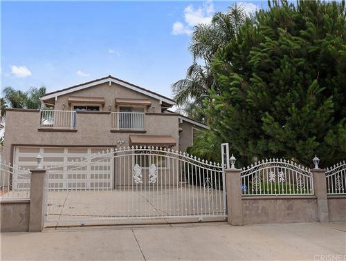 Photo of 8820 Dempsey Avenue, North Hills, CA 91343 (MLS # SR21175309)