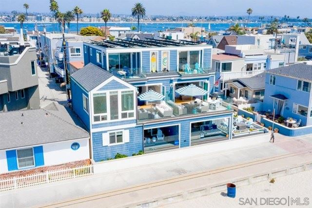 708 Whiting Court, San Diego, CA 92109 - #: 200041309