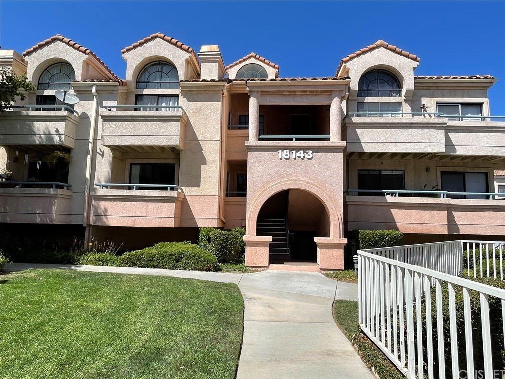 18143 Erik Court #235, Canyon Country, CA 91387 - MLS#: SR21174309