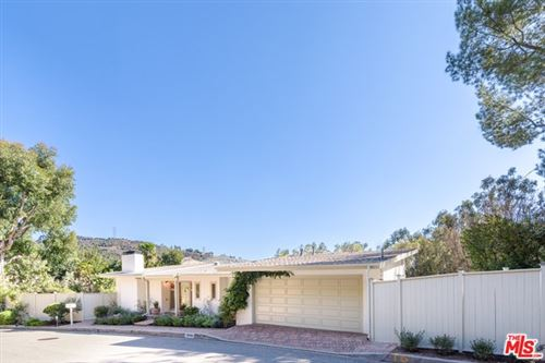 Photo of 13340 CHALON Road, Los Angeles, CA 90049 (MLS # 19520310)