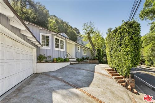 Photo of 1870 Benedict Canyon Drive, Beverly Hills, CA 90210 (MLS # 21718310)