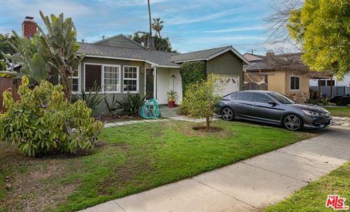 Photo of 4927 Sawtelle Boulevard, Culver City, CA 90230 (MLS # 21746310)