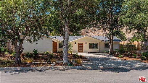 Photo of 5925 Paseo Canyon Drive, Malibu, CA 90265 (MLS # 21749310)