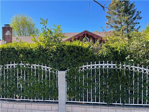 Photo of 7843 De Soto Avenue, Canoga Park, CA 91304 (MLS # SR21037310)