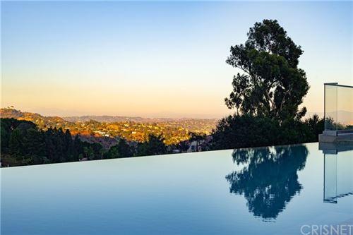 Photo of 2538 Carman Crest Drive, Hollywood Hills, CA 90068 (MLS # SR21064310)