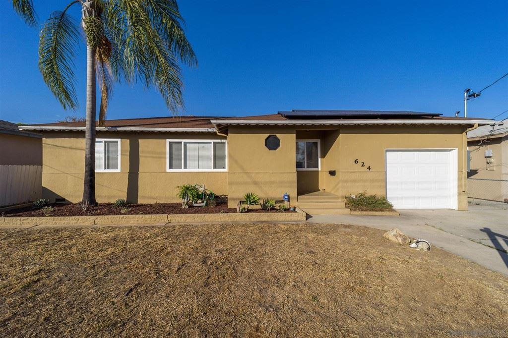 624 Erica St, Escondido, CA 92027 - MLS#: 210021310