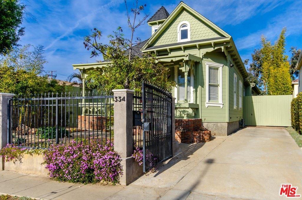 334 4Th Avenue, Venice, CA 90291 - MLS#: 21704310