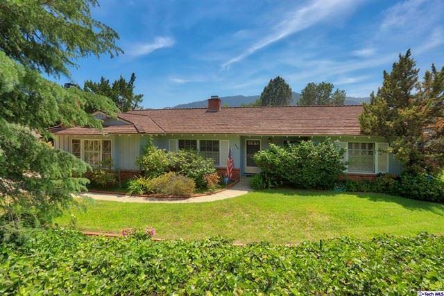Photo of 3910 Altura Avenue, La Crescenta, CA 91214 (MLS # 320006310)
