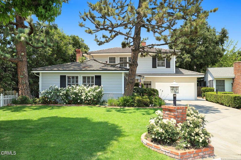 Photo of 627 Santa Rosa Road, Arcadia, CA 91007 (MLS # P1-5310)