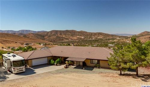 Photo of 35120 Via Famero Drive, Acton, CA 93510 (MLS # 320003311)