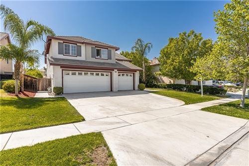 Photo of 3648 Allegheny Street, Corona, CA 92881 (MLS # IG21206312)
