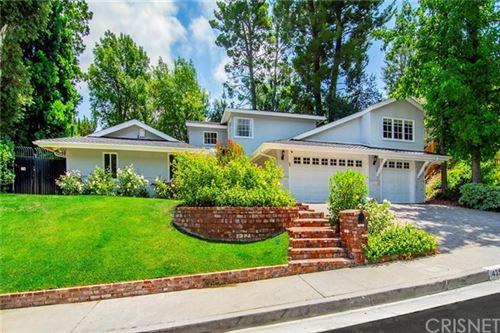 Photo of 4350 Romero Drive, Tarzana, CA 91356 (MLS # SR20129312)