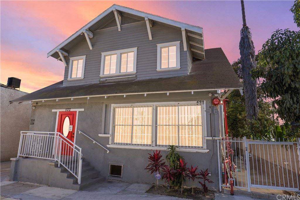 522 W Vernon Avenue, Los Angeles, CA 90037 - MLS#: NP21204312