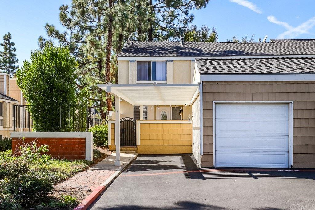 Photo of 3340 E Collins Avenue #7, Orange, CA 92867 (MLS # OC21235312)