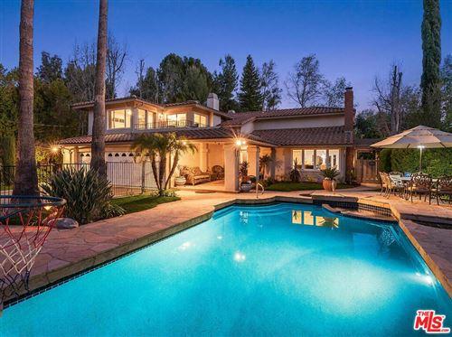 Photo of 22454 Galilee Street, Calabasas, CA 91302 (MLS # 21760314)