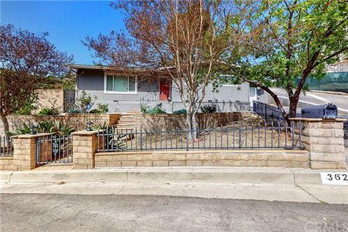 Photo of 3621 Primavera Avenue, Mount Washington, CA 90065 (MLS # AR21029314)