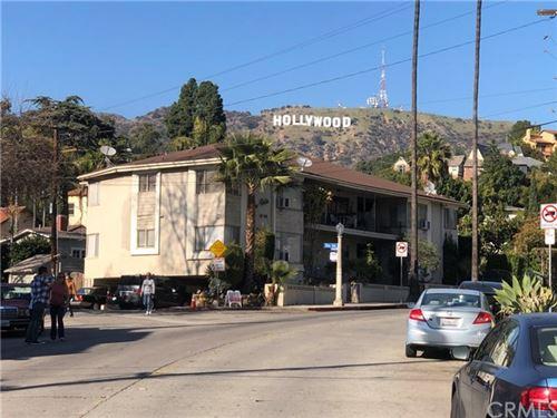 Photo of 2649 N Beachwood Drive, Los Angeles, CA 90068 (MLS # OC20188314)