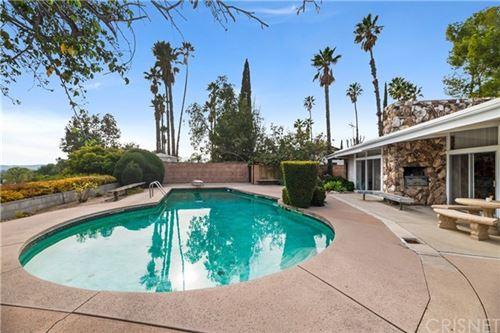 Photo of 16752 Knollwood Drive, Granada Hills, CA 91344 (MLS # SR21002314)
