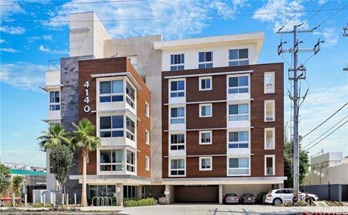 Photo of 4140 Glencoe Avenue #506, Marina del Rey, CA 90292 (MLS # TR21009314)