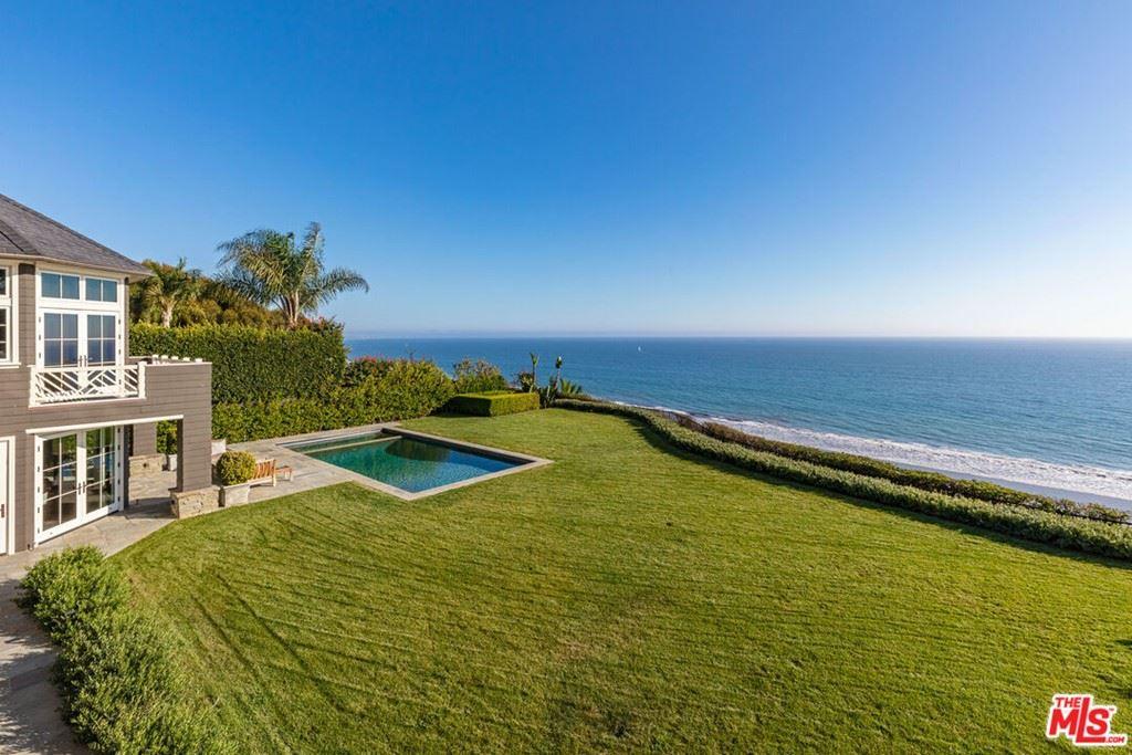 Photo of 14984 Corona Del Mar, Pacific Palisades, CA 90272 (MLS # 21747314)
