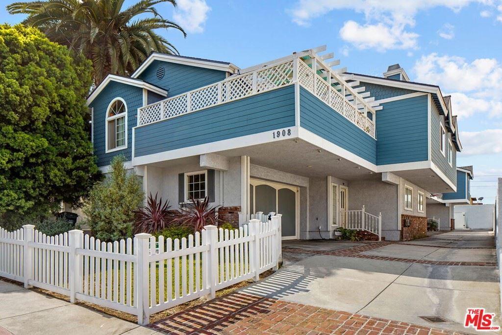 1908 Rockefeller Lane #C, Redondo Beach, CA 90278 - MLS#: 21759314