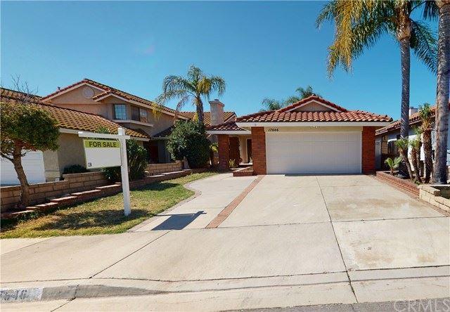 17646 Buttercup Court, Chino Hills, CA 91709 - MLS#: CV21033314