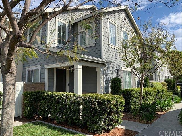 Photo of 3221 Larkspur Street #74, Tustin, CA 92782 (MLS # OC21087314)