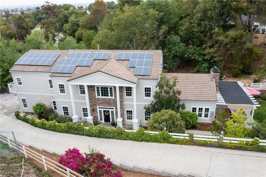 27207 Eastvale Road, Palos Verdes Peninsula, CA 90274 - MLS#: PV21116314