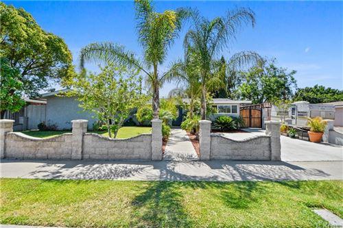 Photo of 623 S Reseda Street, Anaheim, CA 92806 (MLS # PW21153315)