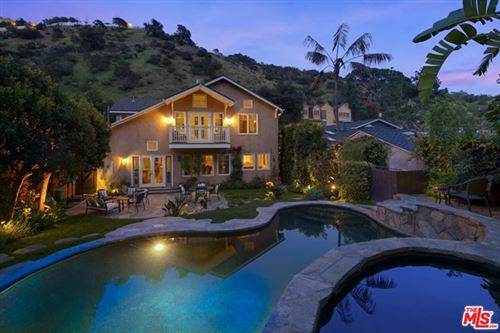 Photo of 1815 FRANKLIN CANYON Drive, Beverly Hills, CA 90210 (MLS # 20567316)