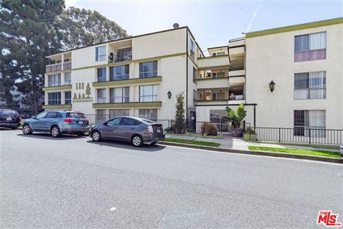 Photo of 500 Evergreen Street #109, Inglewood, CA 90302 (MLS # 21783316)