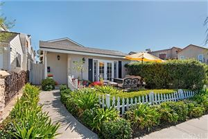 Photo of 420 Narcissus Avenue, Corona del Mar, CA 92625 (MLS # OC19245316)