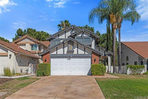 Photo of 4144 Lost Springs Drive, Calabasas, CA 91301 (MLS # SR21196316)