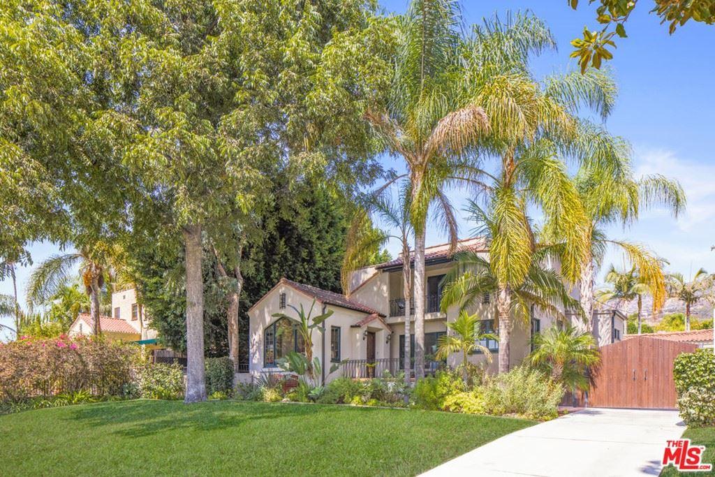 Photo of 531 Monte Vista Avenue, Glendale, CA 91202 (MLS # 21784316)