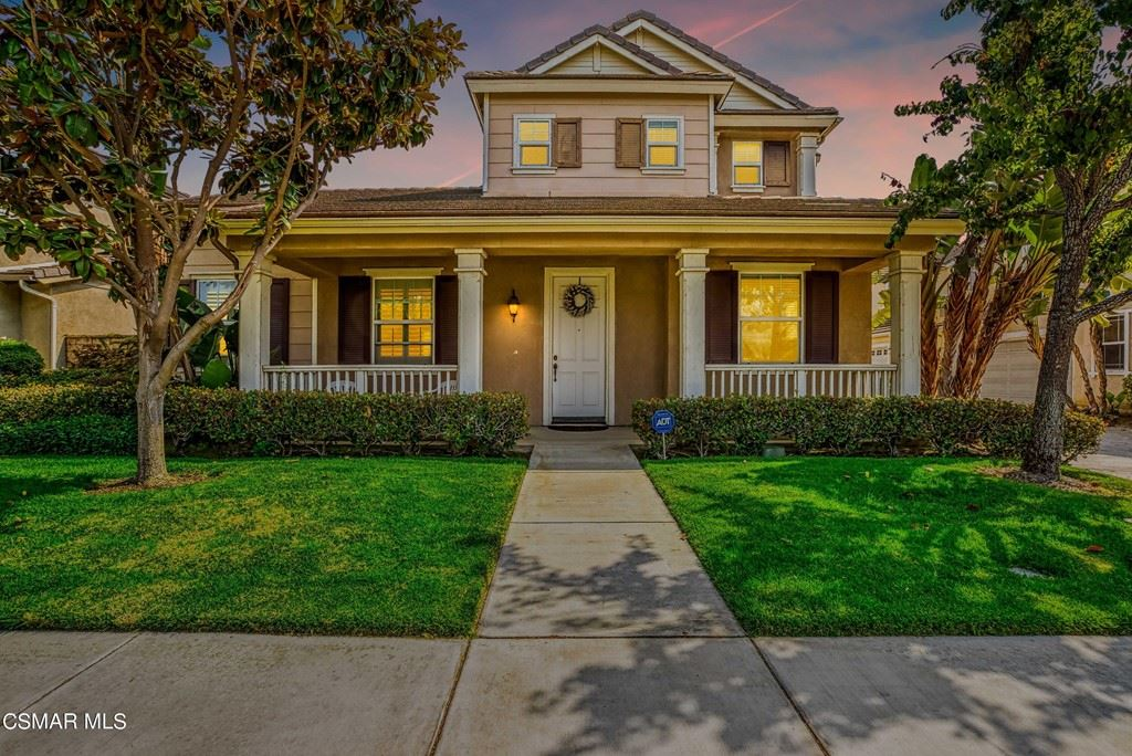 410 Town Forest Court, Camarillo, CA 93012 - MLS#: 221005316