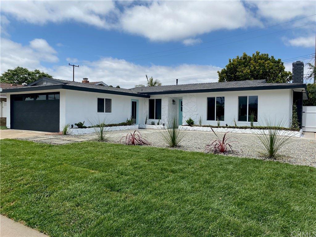 1624 Primrose Street, Costa Mesa, CA 92626 - MLS#: CV21098316