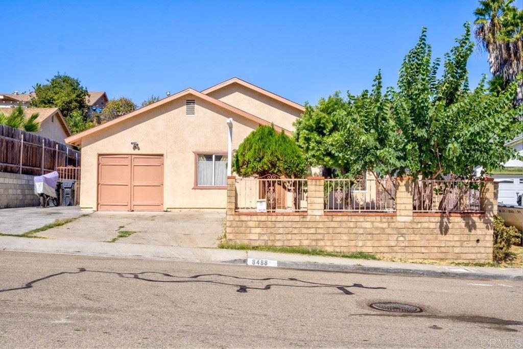 8488 E PARKBROOK E Street, San Diego, CA 92114 - MLS#: NDP2001316
