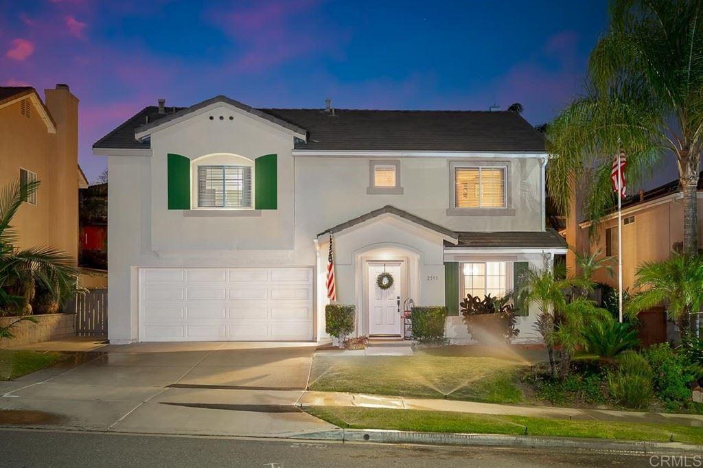 2595 Oak Springs Drive, Chula Vista, CA 91915 - MLS#: PTP2107316