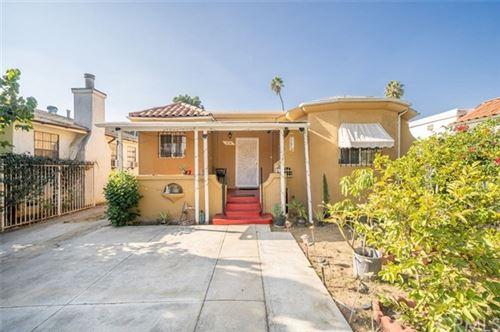 Photo of 3041 9th Avenue, Los Angeles, CA 90018 (MLS # CV21002317)