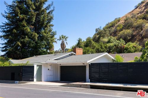 Photo of 1495 Benedict Canyon Drive, Beverly Hills, CA 90210 (MLS # 21775318)