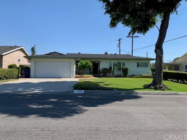 16218 Lashburn Street, Whittier, CA 90603 - MLS#: DW21138318